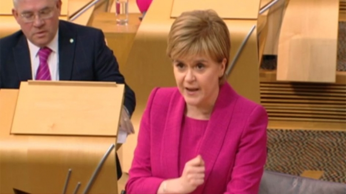 Scottish First Minister's Questions