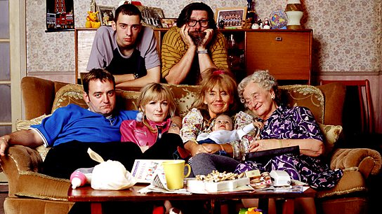 The Royle Family (S01E07)