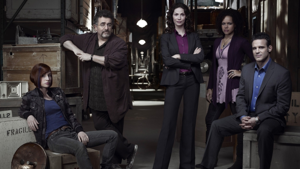 Warehouse 13 (S03E11)